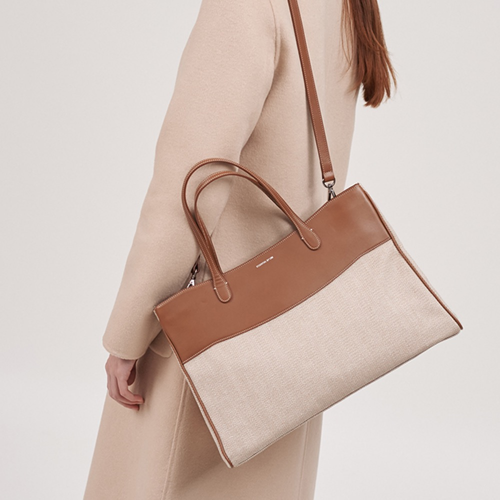 [ESSENTIAL BY UM] DALES BAG - Tan