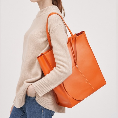 [ESSENTIAL BY UM] DALES SHOPPER - Cali Orange